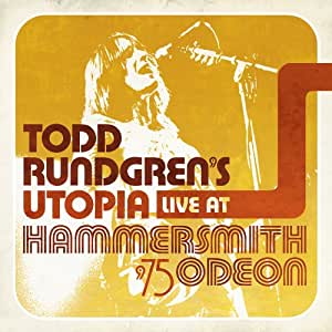 Live at Hammersmith Odeon'75 [Import USA]