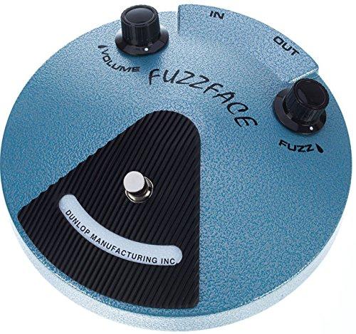 PEDALES EFECTO JIMI HENDRIX - Dunlop (JHF1) Fuzz Face Distorsion