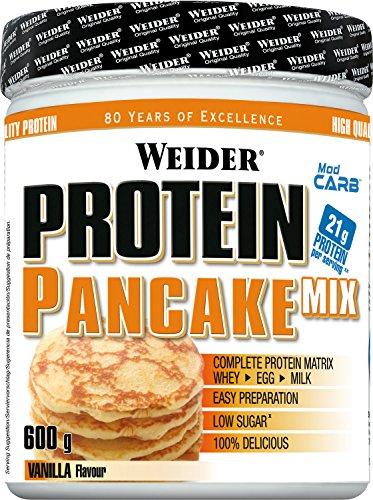 Weider Proteine Pancake, Sapore Vaniglia - 600