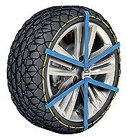 """Catene da Neve Michelin Easy Grip Evolution â€"""" EVO9 225/50 Diam.17OMOLOGATE secondo le più recenti normative in materia ( UNI - V 5121 N 2009-121 ) . I primi dispositivi riconosciuti in Italia come sistemi ANTISDRUCCIOLEVOLI comparabili ai ..."""