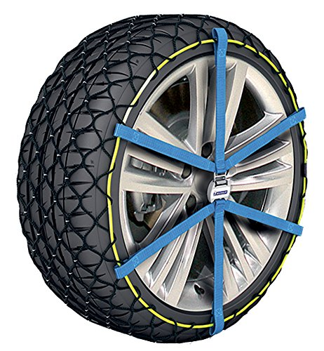 Michelin 008306 Easy Grip Evolution Chaîne à Neige Composite, 6