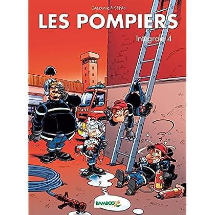 Les Pompiers - intégrale tomes 7 et 8