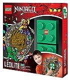 LEGO Ninjago Wandlicht - Lloyd, circa 8 x 8 cm IQ40303