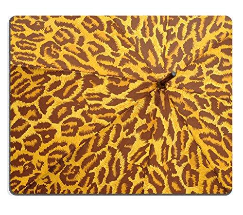 MSD Naturkautschuk Mousepad Bild-ID: 7625751A blau Regenschirm mit Bildern von Tropical Fishes 4267