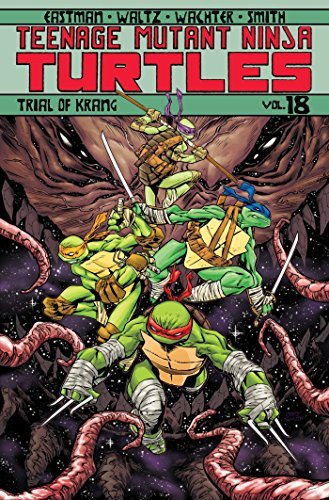 Turtles Volume 18: Trial of Krang ()