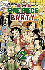 One Piece Party Edition simple Tome 2