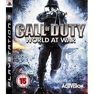 Call of Duty: World at War (PS3)