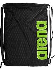 Arena 1E045 - Bolsa de cuerdas, 45 x 65 cm, color negro y verde