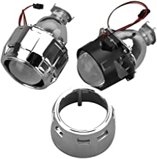 ELECTROPRIME H1 H4 H7 Mini Bi-Xenon HID Headlight Projector Lens Shroud