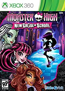 Monster High : New Ghoul in School [import anglais]