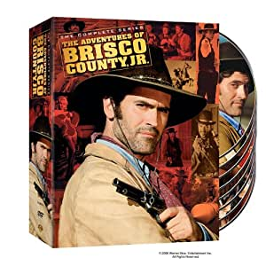 Adventures of Brisco County Jr: Complete Series [Import USA Zone 1]