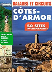 Balades et Circuits en Cotes d'Armor, 50 Sites