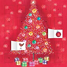Bauble Tree advent calendar (with stickers) (Flame Tree Calendars 2015)