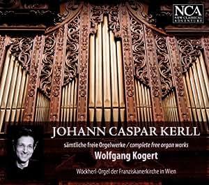 Sämtliche Freie Orgelwerke