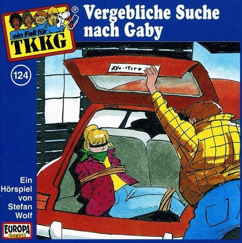 Ein Fall fuer TKKG - Folge 124: Vergebliche Suche nach Gaby