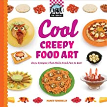 Cool Creepy Food Art: Easy Recipes That Make Food Fun to Eat! (Checkerboard How-To Library: Cool Food Art (Library))