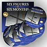 Six Figures in Six Months (Audio Book) by Clay Stevens (2013-08-01)