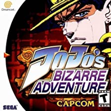 jojo bizzare adventure