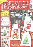 Kreuzstich-Inspirationen - Weihnachten Spezial (Illustrierte Ausgabe) [Ratgeber-Journal]