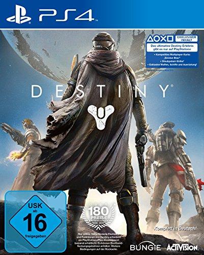 Destiny - Standard Edition - [PlayStation 4] - Destiny 4 Konsole Playstation
