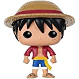 Funko pop Monkey.D.Luffy, 5305 Action Figures above 3 years, multi color