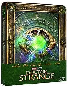 Doctor Strange (Blu-Ray 3D + 2D Steelbook)