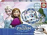 Educa Juegos - Frozen, jugo interactivo de mesa (16219)