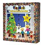 PlayMais 160526 - PlayMais Mosaic Adventskalender, bunt