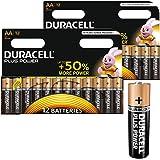 Duracell Plus MN1500 Alkaline AA Batteries - 24-Pack