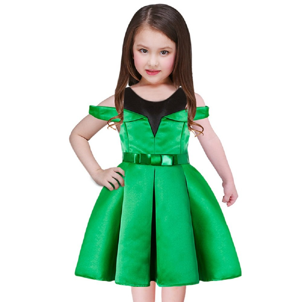 f738486a20 London Casual Summer New Children's Costume Girls Dress Kids Baby Princess  Party ...