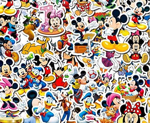 DZCYAN 50 stücke Maus Aufkleber für Kinder Kinder Lehrer Schule Geschenk DIY Brief Tagebuch Scrapbooking schreibwaren pegatinas Aufkleber -