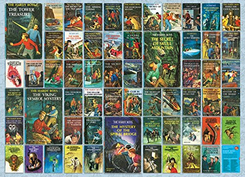 Cobble Hill / Outset Media Puzzle 1000 pièces - Simon & Schuster - Hardy Boys