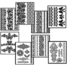 Amazon Es Tatuaje Mandala