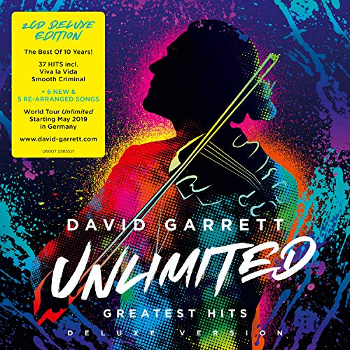 Unlimited-Greatest Hits (Deluxe Edition inkl. 6 neue & 5 neu-arrangierte Songs) -