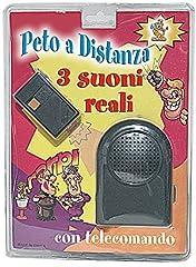 Idea Regalo - Ciao - Petofono Comandato a Distanza