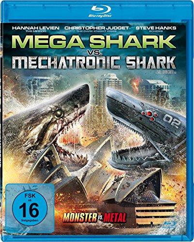 Bild von Mega Shark vs. Mechatronic Shark [Blu-ray]