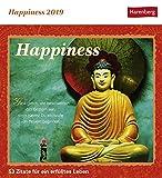Happiness - Kalender 2019: 53 Zitate f�r ein erf�lltes Leben Bild