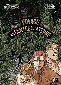 Voyage au Centre de la Terre Edition simple Tome 3