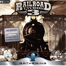 Railroad Tycoon 3 (Software Pyramide)