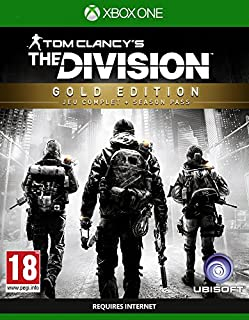 Tom Clancy's : The Division - Gold Greatest Hits (B01N9Q9KA9) | Amazon price tracker / tracking, Amazon price history charts, Amazon price watches, Amazon price drop alerts