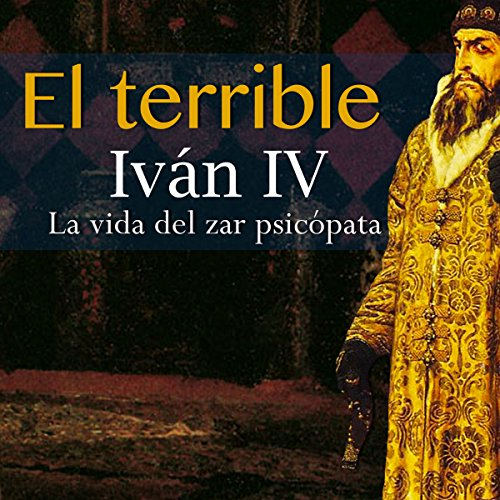 Iván IV El Terrible  Audiolibri
