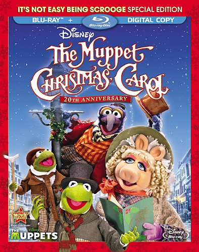 Muppets Christmas Carol 20th Anniversary Edition [Blu-ray] - Christmas Muppets A
