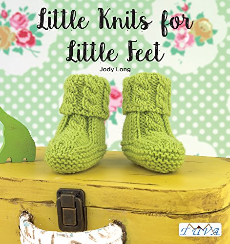 Little Knits for Little Feet: 30 New Baby Booties Shop Baby-booties