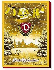 Dynamo dresde wohlfühlspezi calendrier 2012/jetable contenant de l'