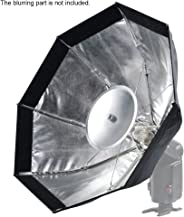 Godox S7 48cm Portable Foldable Octagon Photography Softbox Umbrella Lighting Kit for WITSTRO AD360 AD180 AD200 Series Speedl