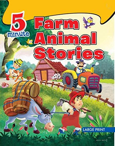 Farm Animal Stores : 5 Minute- Large Print [Hardcover] [Hardcover] [Jan 01, 2017] 0