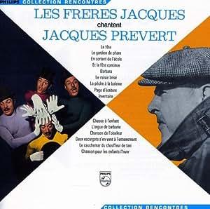 Chantent Jacques Prevert