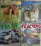Bendon Picture Books 4-Pack (Baby Animals on the Farm