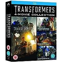 Transformers 1-4 on Blu ray