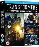 Transformers 1-4 [Blu-ray] [Region Free]
